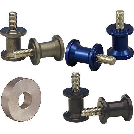 Woodcraft Aluminum Swingarm Spools With 8mm Spacer - Main