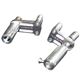 Woodcraft Under Bodywork Frame Slider Kit - 2010 Ducati 1198 Woodcraft Replacement Shift Pedal Shaft