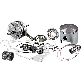 Wiseco Top And Bottom End Kit - 2-Stroke - 2001 Honda CR125 Wiseco Pro-Lite 2-Stroke Piston - Stock Bore