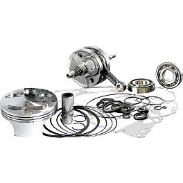 Wiseco Top And Bottom End Kit - 4-Stroke - 2005 Suzuki RMZ450 Wiseco Pro-Lite Piston Kit - 4-Stroke