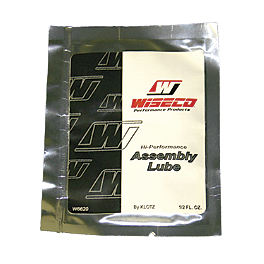 Wiseco Assembly Lube - Wiseco Pro-Lite Piston Kit - Banshee