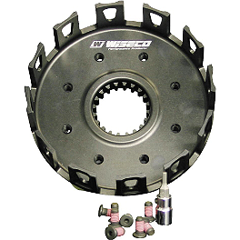 Wiseco Clutch Basket - 2007 Suzuki RMZ250 Wiseco Clutch Pack Kit