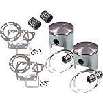 Wiseco High Performance Piston Kit -  Dirt Bike Engine Parts and Accessories
