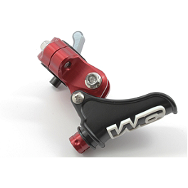 Works Connection Elite Perch Body Assembly With Hotstart - 2012 Honda CRF450X Works Connection Oil Filler Plug - Black