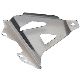 Works Connection Radiator Braces - 2013 Honda CRF250R Works Connection Glide Plate (R.I.M.S)