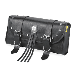 Willie & Max American Classc Tool Pouch - Willie & Max Touring Standard Max Pax Tour Trunk