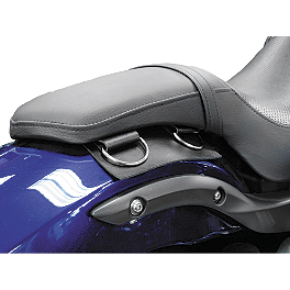 Willie & Max Hooker Bag Attachment - Willie & Max Standard Saddlebags