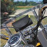 Willie & Max Handlebar/Windshield Pouch - Cruiser Windshield and Fork Bags