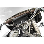 Willie & Max Revolution Handlebar Bag - Cruiser Windshield and Fork Bags