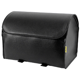 Willie & Max Raptor Max Pax Tour Trunk - Willie & Max Ranger Standard Slant Saddlebags