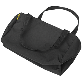 Willie & Max Trunk Liner - Willie & Max Condor Slant Saddlebags - Compact