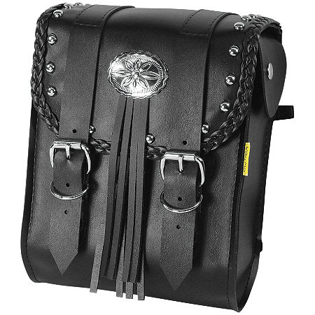 Willie & Max Warrior Sissy Bar Bag - Main