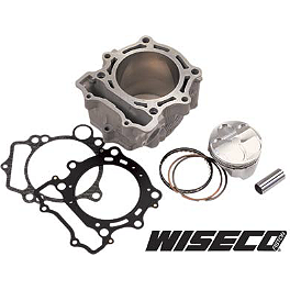 Wiseco 500cc Big Bore Kit 12.5:1 Compression - 2007 Honda CRF450R Wiseco Clutch Pack Kit