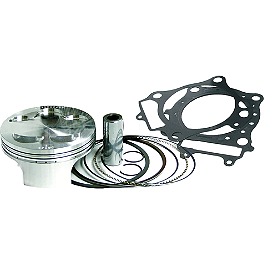 Wiseco Pro-Lite Piston Kit - 4-Stroke - 2009 Honda TRX450R (ELECTRIC START) Wiseco Valve Shim Kit 9.48mm