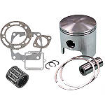 Wiseco Pro-Lite Piston Kit - 2-Stroke - Kawasaki KX125 Dirt Bike Engine Parts and Accessories