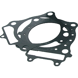 Wiseco Top End Gasket Kit - 2008 KTM 450SXF Vertex 4-Stroke Piston - Stock Bore