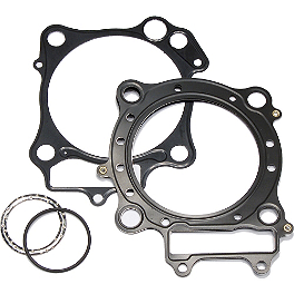 Cometic Top End Gasket Kit - 2008 KTM 525XC ATV Wiseco Pro-Lite 4-Stroke Piston - Stock Bore