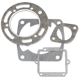 Cometic Top End Gasket Kit - 2001 Honda CR250 Wiseco Pro-Lite 2-Stroke Piston - Stock Bore