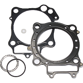 Cometic Top End Gasket Kit - 2009 Yamaha WR250F Wiseco Pro-Lite 4-Stroke Piston - Stock Bore