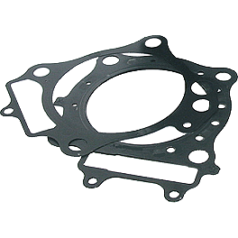 Wiseco Top End Gasket Kit - 2012 Yamaha YZ450F Wiseco Pro-Lite 4-Stroke Piston - Stock Bore