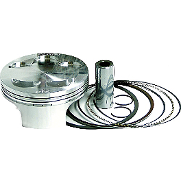 Wiseco Pro-Lite 4-Stroke Piston - Stock Bore - 2008 KTM 525XC ATV Cometic Top End Gasket Kit