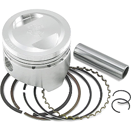 Wiseco Pro-Lite 4-Stroke Piston - Stock Bore - 2013 Suzuki RMZ250 Vertex 4-Stroke Piston - Stock Bore