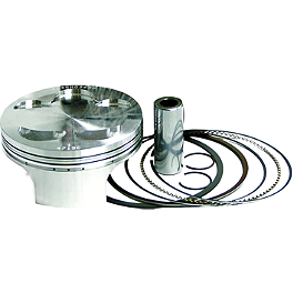 Wiseco Pro-Lite 4-Stroke Piston - Stock Bore 13:1 Compression - Vertex 4-Stroke Piston - Stock Bore 13.3:1 Compression