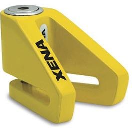Xena X1 Disc-Lock - Abus Granit Detecto Electronic Chain / Brake Disc Lock