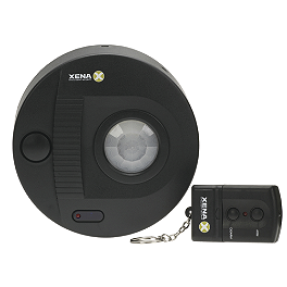 Xena XA601 Ceiling-Mounted Infrared Alarm - Bully Alarm Lock With Pager