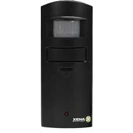 Xena XA201 Wall Mounted Infrared Zone Alarm - Xena Replacement Remote For XA201 & XA601 Zone Alarms