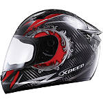 Xpeed XCF3000 Helmet - Quest - Womens Full Face Motorcycle Helmets
