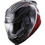 Xpeed XP512 Helmet - Escaper - Womens Full Face Motorcycle Helmets
