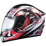 Xpeed XF708 Helmet - Eclipse - Full Face Dirt Bike Helmets