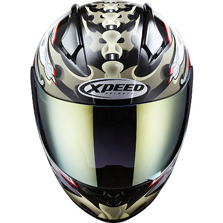 Xpeed XF708 Helmet - Spine - Main
