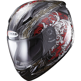 Xpeed XF708 Helmet - Secret - Xpeed XF708 Helmet - Spine