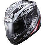 Xpeed XF710 Helmet - Thruster - Xpeed Helmets Motorcycle Helmets and Accessories