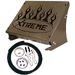 Xtreme Radiator Relocation Kit - XTREME-FOUR Xtreme Utility ATV