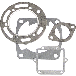 Cometic Top End Gasket Kit - 1991 Kawasaki KX125 Wiseco Pro-Lite 2-Stroke Piston - Stock Bore