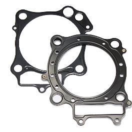 Cometic Top End Gasket Kit - 2001 KTM 520SX Wiseco Pro-Lite 4-Stroke Piston - Stock Bore