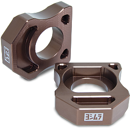 Yoshimura Axle Adjuster Blocks - Yoshimura Bar Ends
