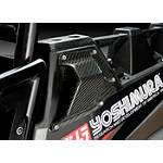 Yoshimura Carbon Fiber Intake Scoops - Yoshimura Utility ATV Body Parts and Accessories
