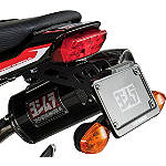 Yoshimura Fender Eliminator Kit -