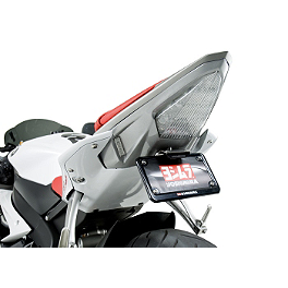 Yoshimura Fender Eliminator Kit With Turn Signal Brackets - Yoshimura TRC Full System Exhaust - Stainless Steel