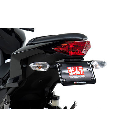 Yoshimura Fender Eliminator Kit With Turn Signal Brackets - Main