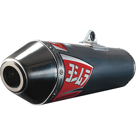 Yoshimura RS-2 Full System Exhaust - Stainless/Aluminum - Main