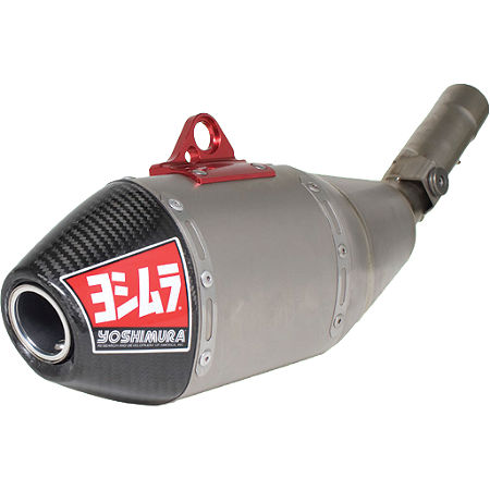 Yoshimura RS-4 Comp Series Slip-On Exhaust - Main