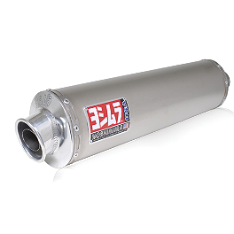 Yoshimura RS-3 Slip-On Exhaust - Titanium - Yoshimura RS-3 Slip-On Exhaust - Titanium