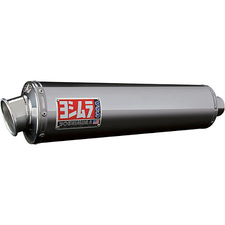 Yoshimura RS-3 EPA Compliant Slip-On Exhaust - Stainless Steel - Main