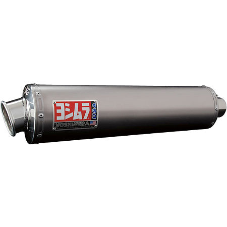 Yoshimura RS-3 EPA Compliant Slip-On Exhaust - Titanium - Main