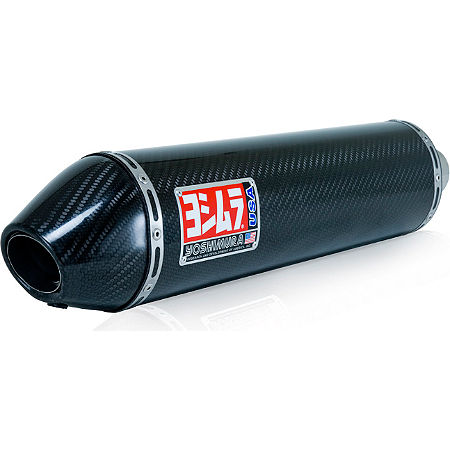 Yoshimura RS-3C 3/4 System Exhaust - Carbon Fiber - Main